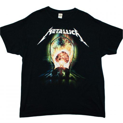 Metallica self destruct 2018 t-shirt